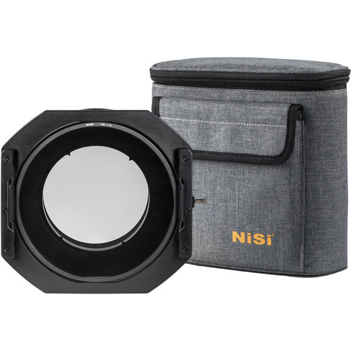 NiSi S5 150mm Filter Holder Kit with Circular Polarizer for Sigma 14-24mm Lens for Sony E and Leica L