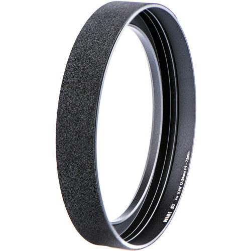 NiSi 72mm Step-Up Ring to S5 150mm Filter Holder Kit for Sony 12-24mm Lens