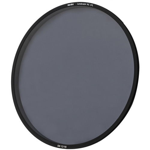 NiSi Round Circular Landscape Polarizer for S5 Filter Holder