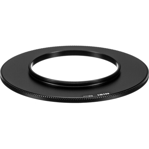 NiSi 52-82mm Step-Up Ring for C4 Cinema Filter Holder Kit and V5 100mm or V5 Pro 100mm Filter Holder Kits