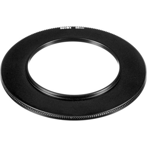 NiSi 55-82mm Step-Up Ring for 82mm C4 Cinema Filter Holder and V5 or V6 Series 100mm Filter Holder Adapter Rings