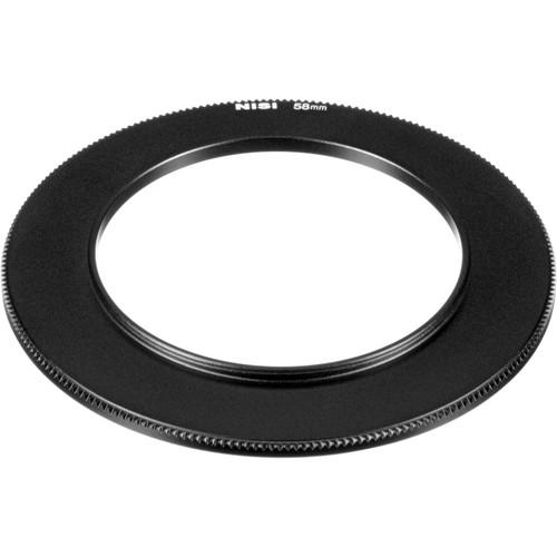 NiSi 58-82mm Step-Up Ring for C4 Cinema Filter Holder Kit and V5 100mm or V5 Pro 100mm Filter Holder Kits