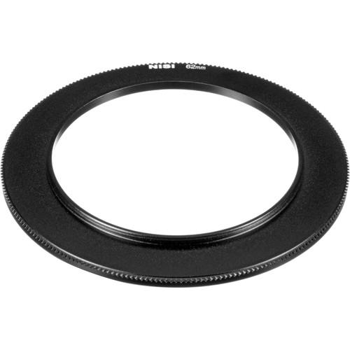 NiSi 62-82mm Step-Up Ring for 82mm C4 Cinema Filter Holder and V5 or V6 Series 100mm Filter Holder Adapter Rings