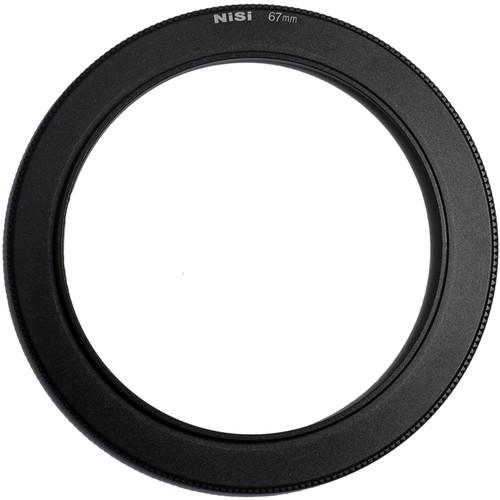 NiSi 67-82mm Step-Up Ring for 82mm C4 Cinema Filter Holder and V5 or V6 Series 100mm Filter Holder Adapter Rings