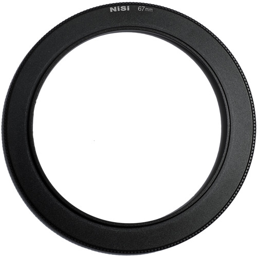 NiSi 67-82mm Step-Up Ring for C4 Cinema Filter Holder Kit and V5 100mm or V5 Pro 100mm Filter Holder Kits