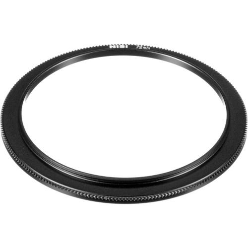 NiSi 72-82mm Step-Up Ring for 82mm C4 Cinema Filter Holder and V5 or V6 Series 100mm Filter Holder Adapter Rings