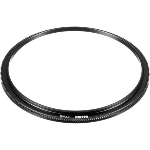 NiSi 77-82mm Step-Up Ring for 82mm C4 Cinema Filter Holder and V5 or V6 Series 100mm Filter Holder Adapter Rings
