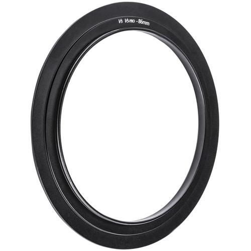 NiSi 86mm Adapter Ring for C4 Cinema Filter Holder and V5 or V6 Series 100mm Filter Holders