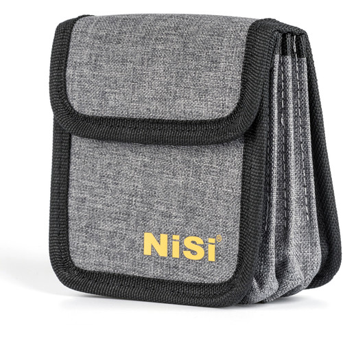 NiSi Four-Filter Soft Case for NiSi Round Filters