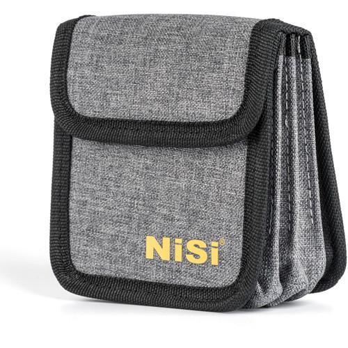 NiSi Round Filter Zipper Case