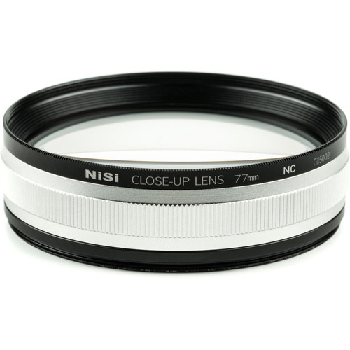 NiSi 77mm Close-Up NC Lens Kit with 67 and 72mm Step-Up Rings