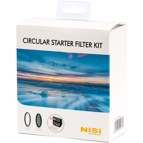 NiSi 77mm Circular Starter Filter Kit