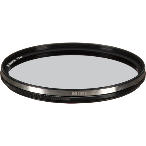 NiSi 72mm Ti Enhanced Circular Polarizer Filter