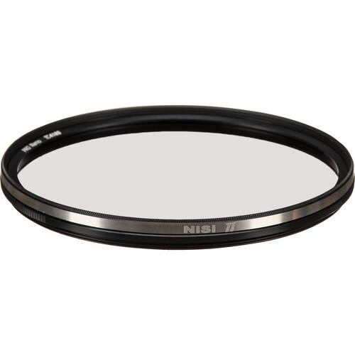 NiSi 82mm Ti Enhanced Landscape Circular Polarizer Filter Titanium Frame
