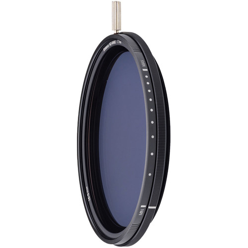 NiSi 46mm Variable Neutral Density 0.45 to 1.5 Filter (1.5 to 5-Stop)