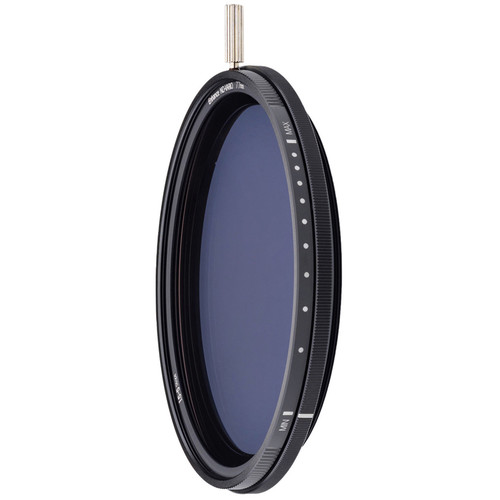 NiSi 67mm Variable Neutral Density 0.45 to 1.5 Filter (1.5 to 5 Stops)