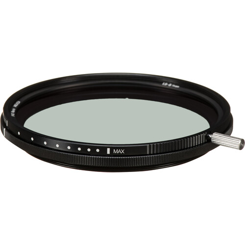 NiSi 72mm Variable Neutral Density 0.45 to 1.5 Filter (1.5 to 5-Stop)