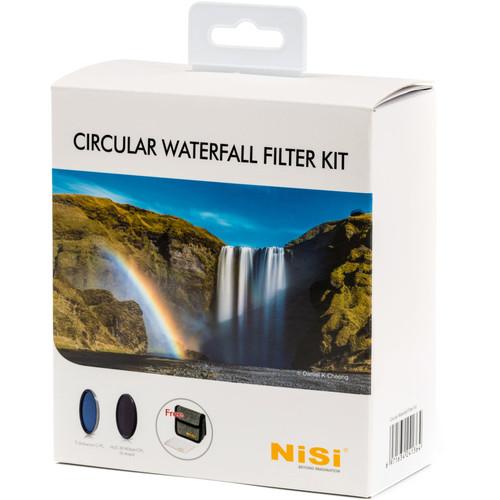 NiSi 72mm Circular Waterfall Filter Kit