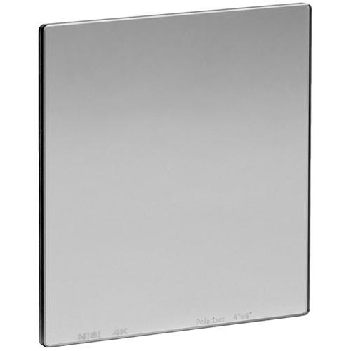 "NiSi 4 x 4"" Linear Polarizer Filter"