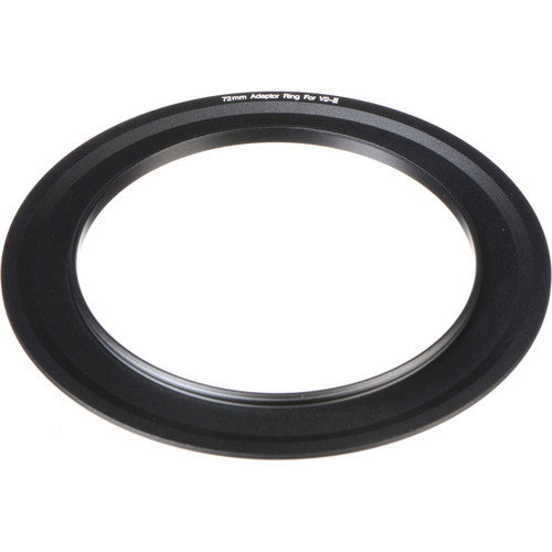 NiSi 72mm Adapter Ring for V2-II 100mm Filter Holder