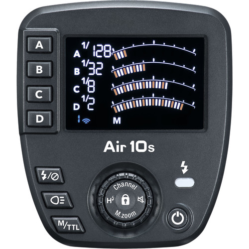 Nissin Air10s Wireless TTL Commander for Micro Four Thirds Cameras