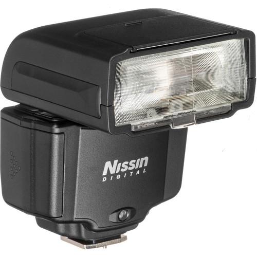 Nissin i400 TTL Flash for Fujifilm Cameras