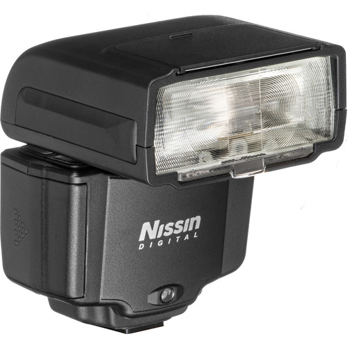 Nissin i400 TTL Flash for Sony Cameras