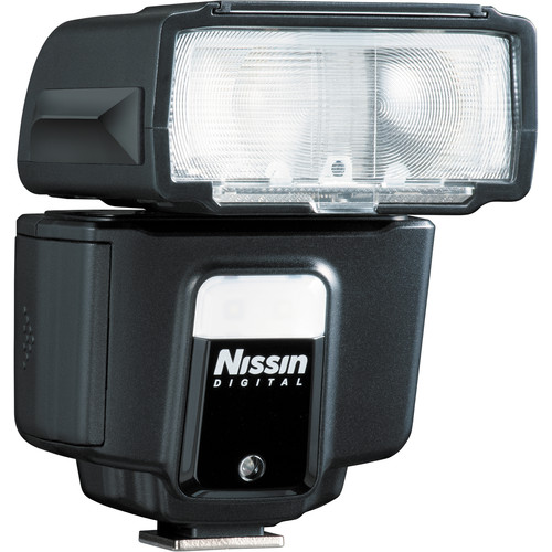 Nissin i40 Compact Flash for Canon Cameras