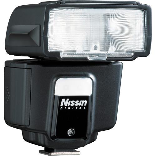 Nissin i40 Compact Flash for Four Thirds Cameras