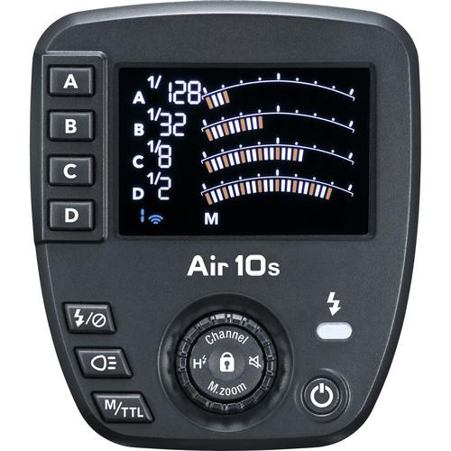 Nissin Air10s Wireless TTL Commander for Fujifilm Cameras
