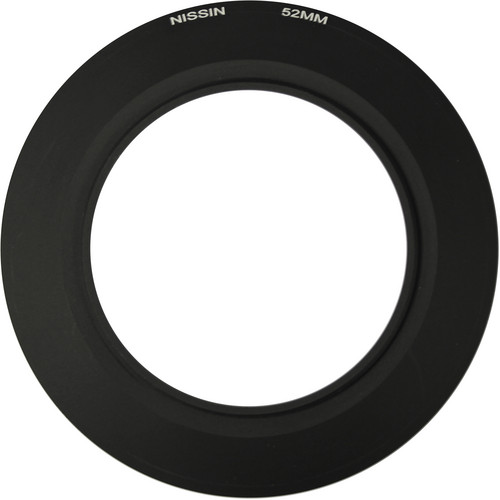 Nissin 52mm Adapter Ring for MF18 Macro Flash