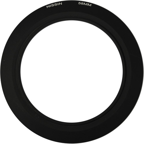 Nissin 58mm Adapter Ring for MF18 Macro Flash