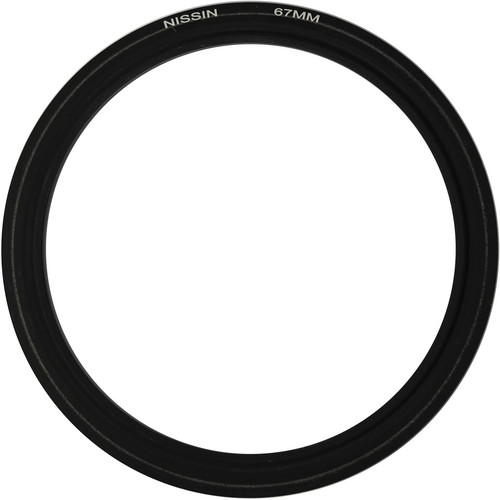 Nissin 67mm Adapter Ring for MF18 Macro Flash
