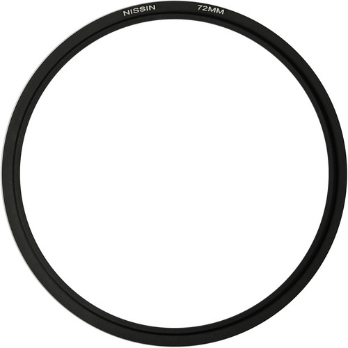 Nissin 72mm Adapter Ring for MF18 Macro Flash