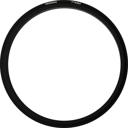 Nissin 77mm Adapter Ring for MF18 Macro Flash