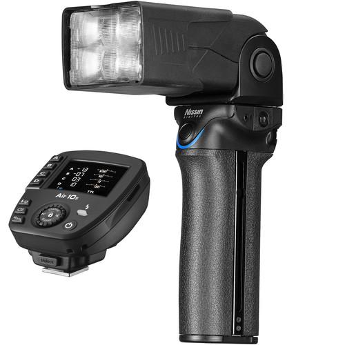 Nissin MG10 Wireless Flash with Air 10s Commander (Fujifilm)