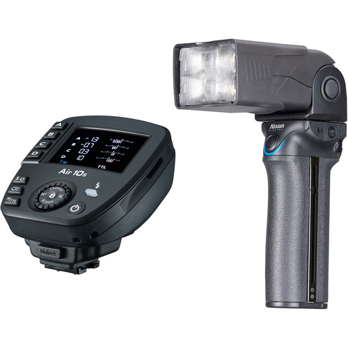Nissin MG10 Wireless Flash with Air 10s Commander (Sony)