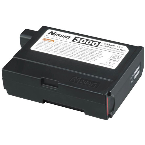 Nissin PS 8 Ni-MH Battery Pack