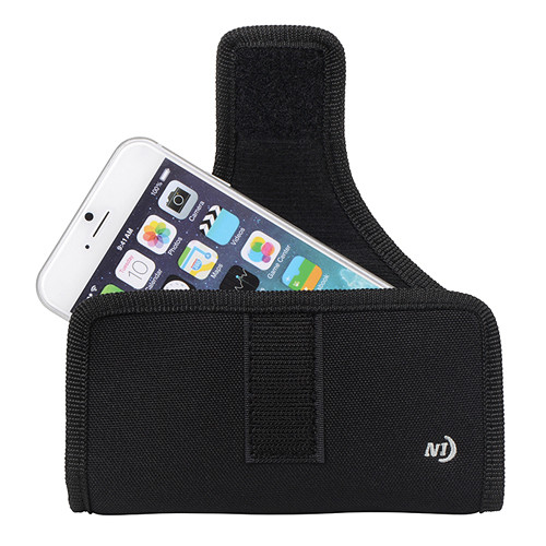Nite Ize Fits All Horizontal Holster (Black)