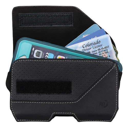 Nite Ize Extra Large Clip Case Executive Holster (Black)