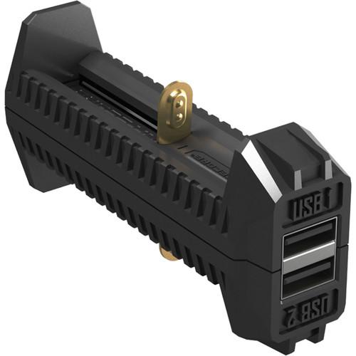 NITECORE F2 Flexible Power Bank for Various Li-Ion Batteries