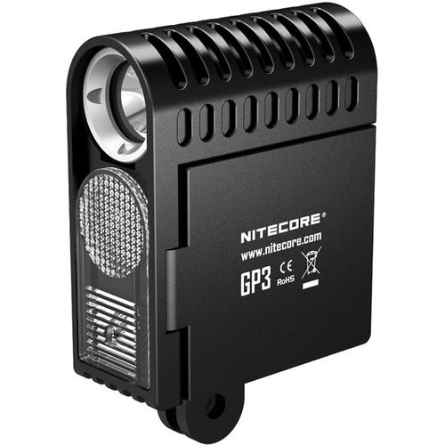 Nitecore GP3 Waterproof Action Camera Light