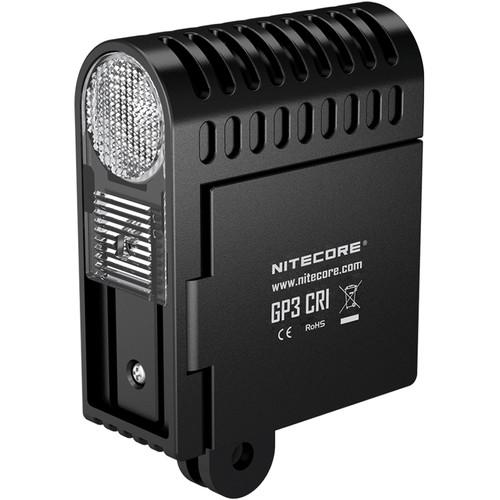 Nitecore GP3 CRI Waterproof Action Camera Light