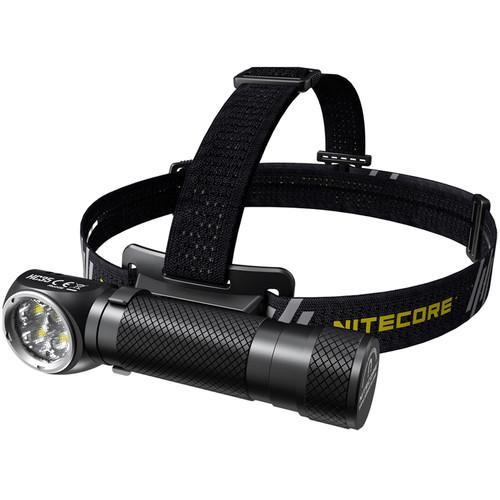Nitecore HC35 USB Rechargeable LED Headlamp
