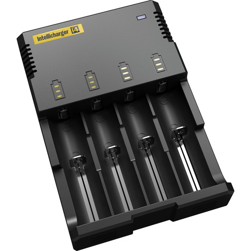NITECORE i4 Intellicharger Battery Charger