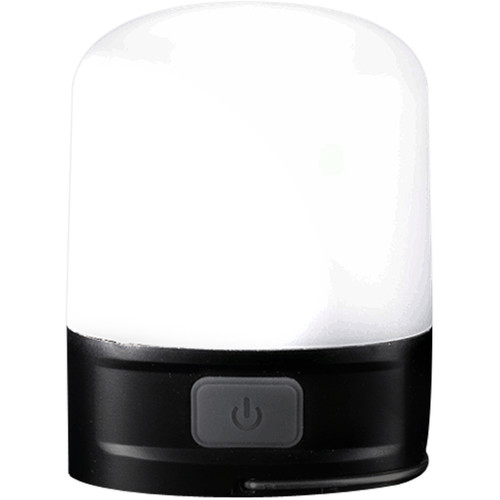 Nitecore LR10 Rechargeable Pocket Camping Lantern (Black)