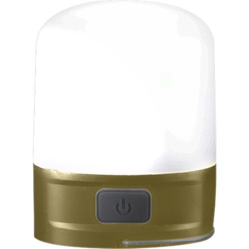 NITECORE LR10 Rechargeable Pocket Camping Lantern (Olive)