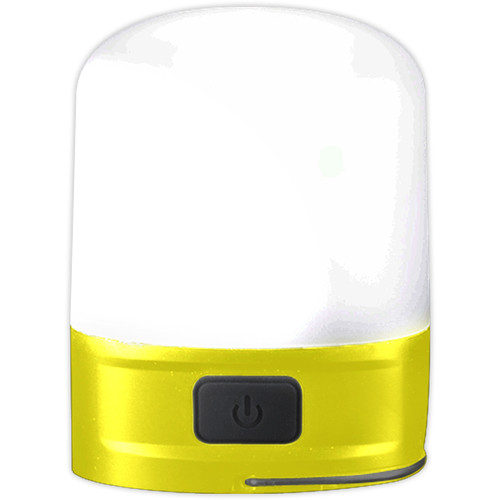 Nitecore LR10 Rechargeable Pocket Camping Lantern (Yellow)