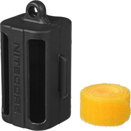 Nitecore NBM40 Multi-Purpose Portable Battery Magazine (Black)