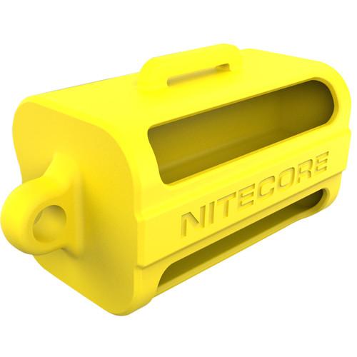 Nitecore NBM40 Multi-Purpose Portable Battery Magazine (Yellow)